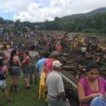 Hurricane Otto damage Bijagua