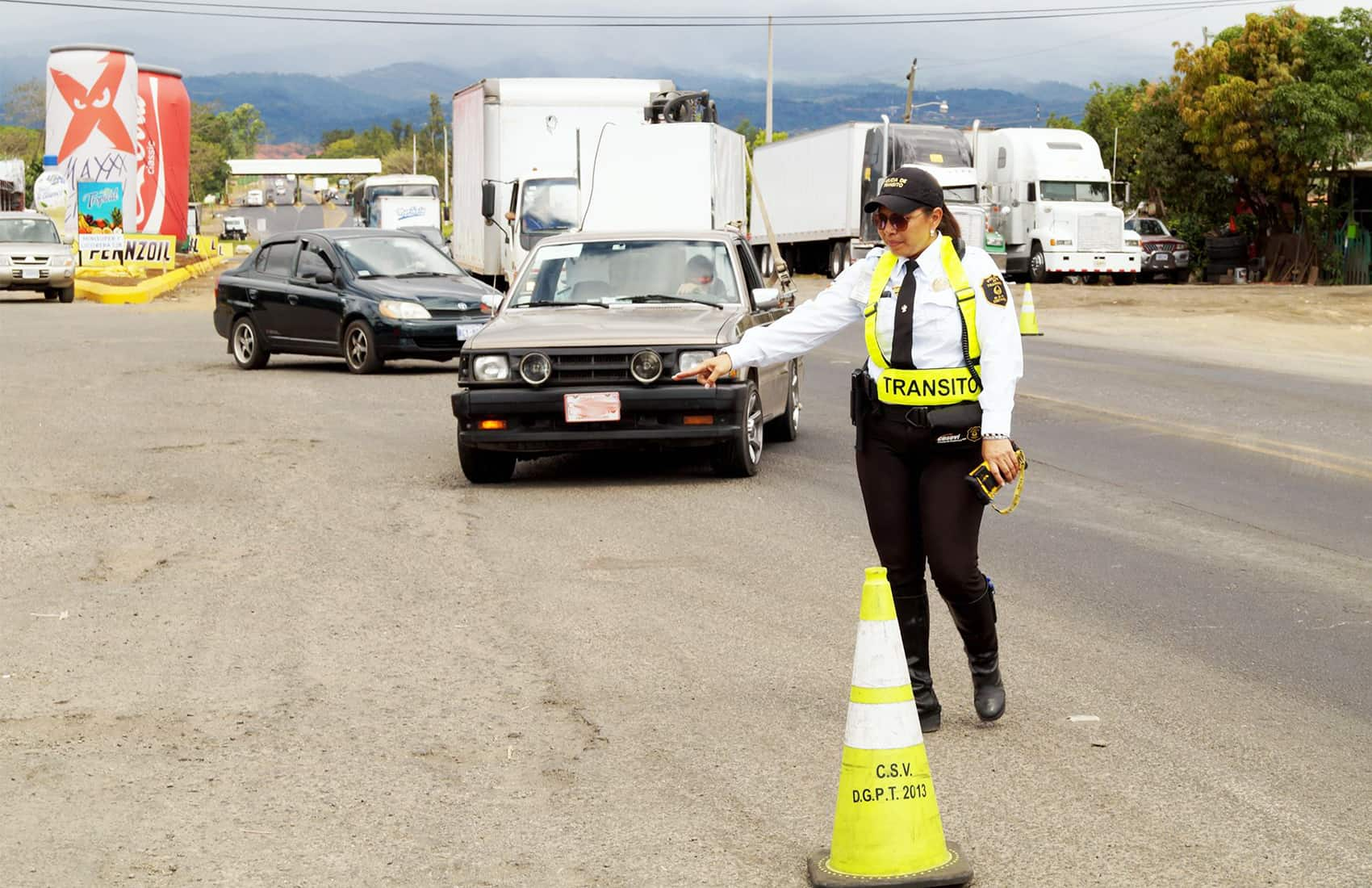 Traffic Police, fines