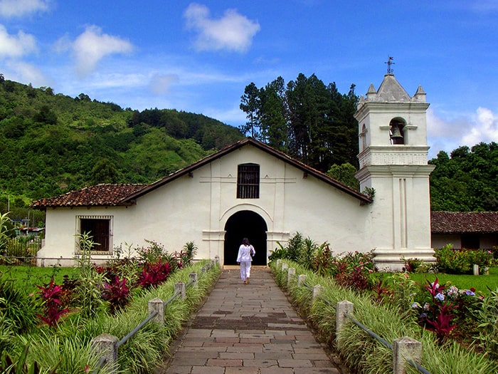 Located in Orosi, this is the oldest church in Costa Rica still in use.