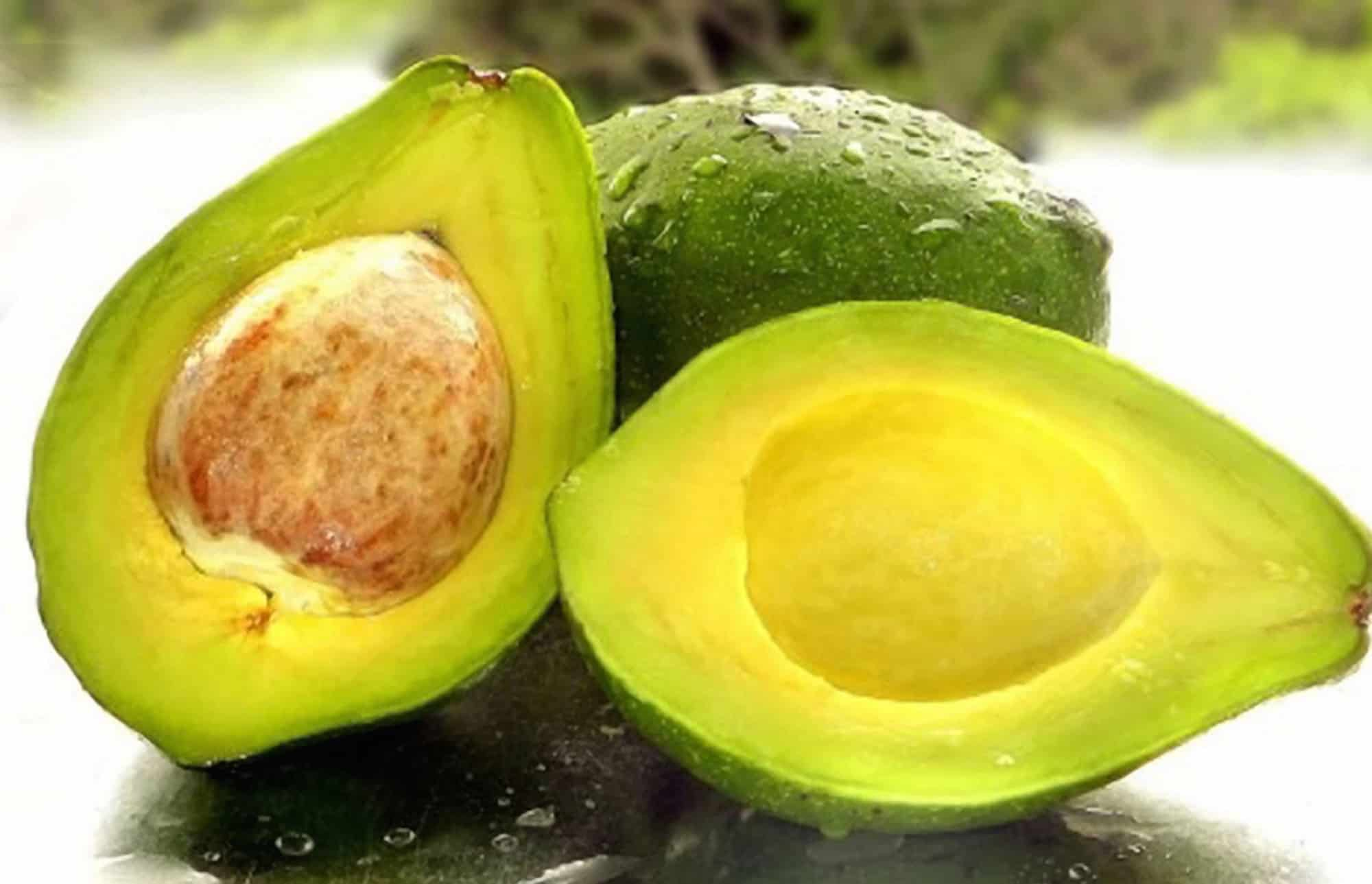 Hass avocado from Mexico
