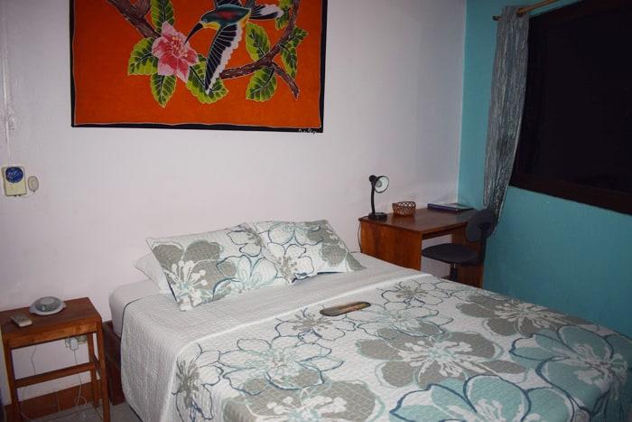 Bedroom at Kaya Sol.