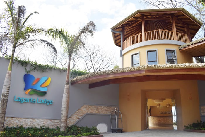 The Lagarta Lodge.
