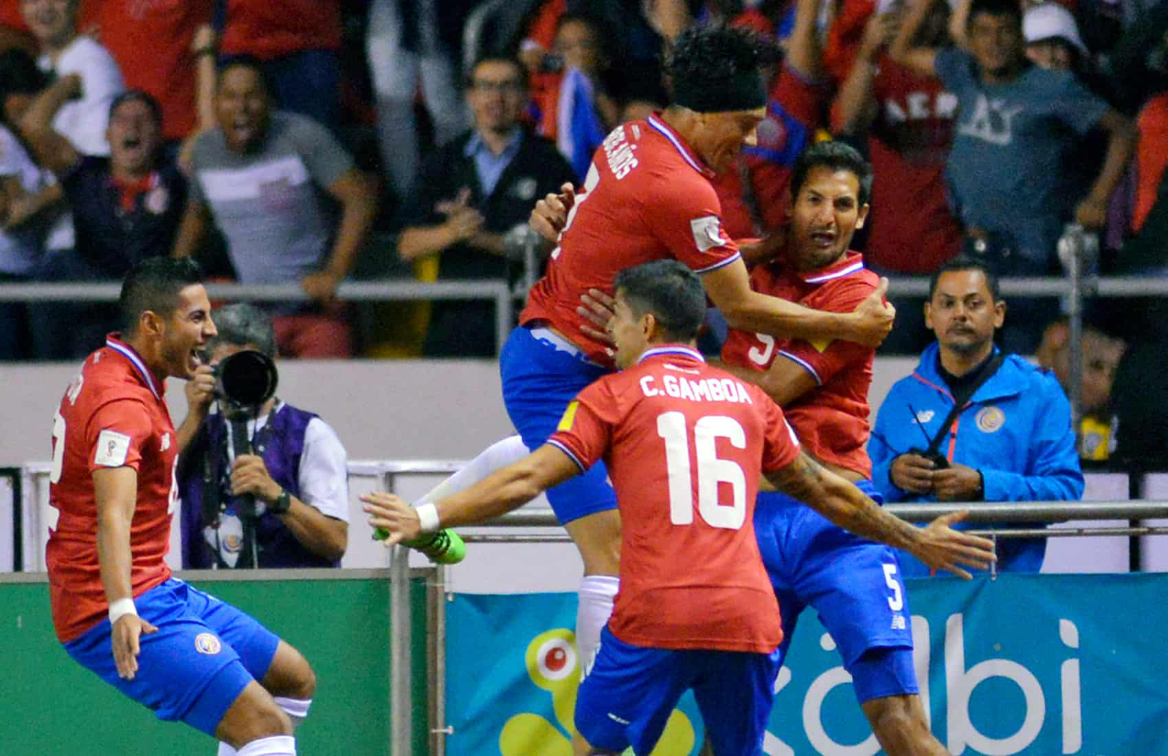 La Sele, Costa Rica's Men National Team