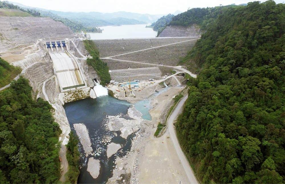 Reventazón hydroelectric project