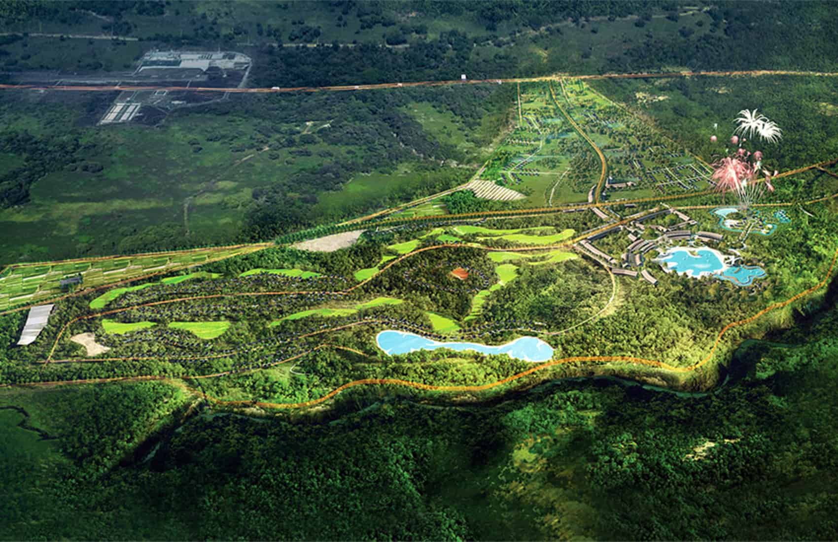 Discovery Costa Rica renders