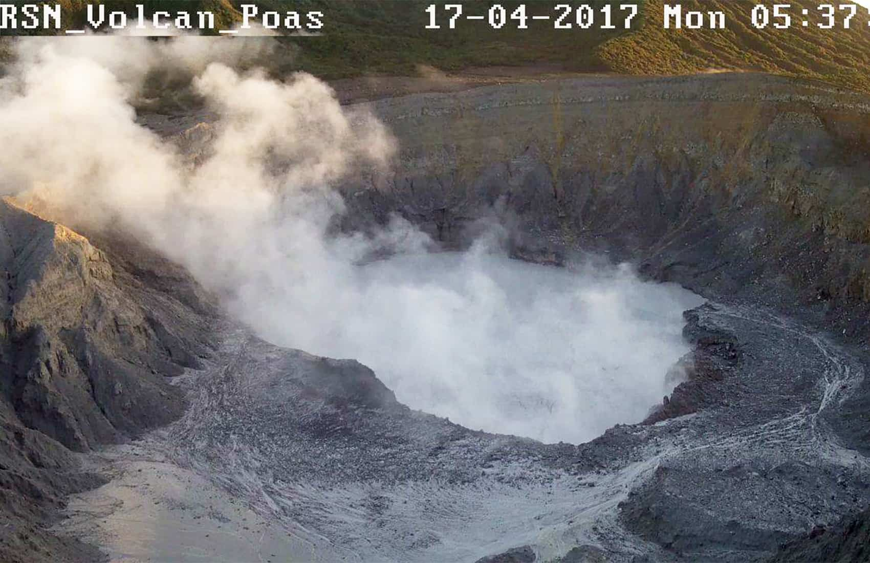 Costa Rica Announces Increased Security Measures For Active Volcanoes
