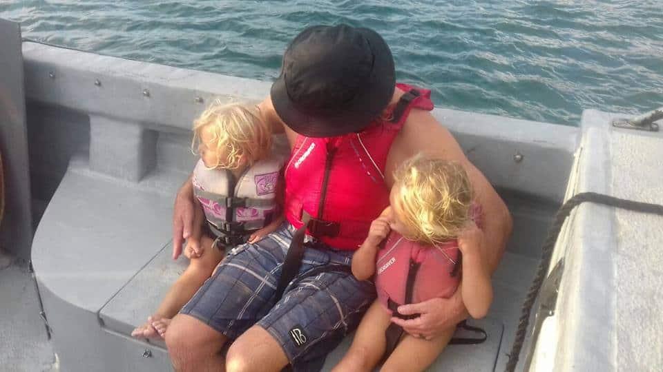 Costa Rica kayak rescue
