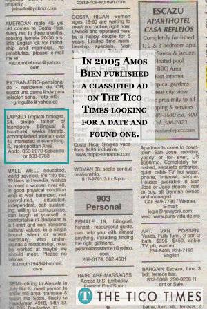 Amos Bien Classified