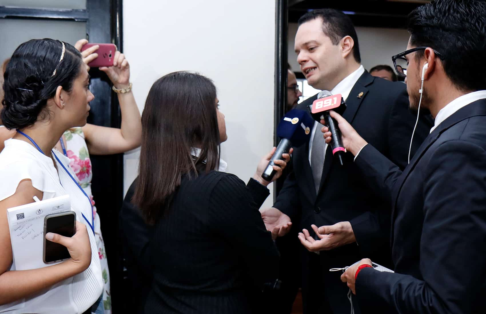 Gonzalo Ramírez Zamora, lawmaker Costa Rican Renovation Party. May 1, 2017.