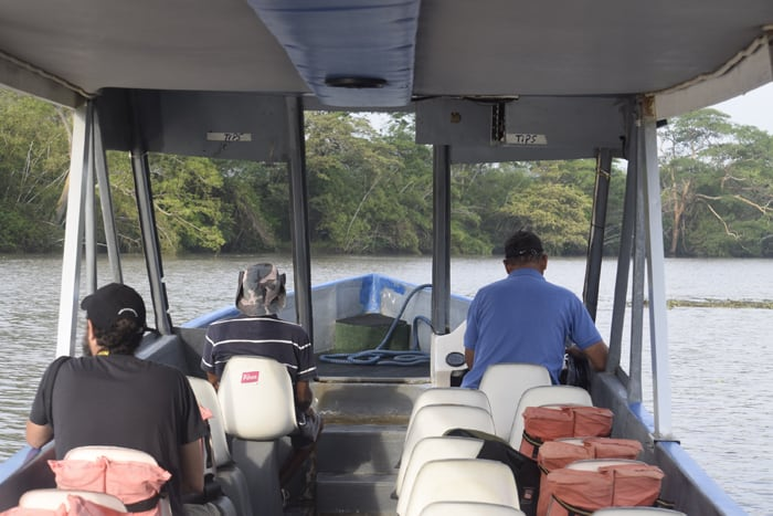 Palo Verde boat tour.