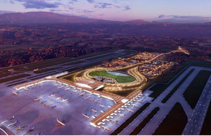 Costa Rica's Metropolitan International Airport