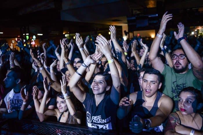 Risa Against in Costa Rica