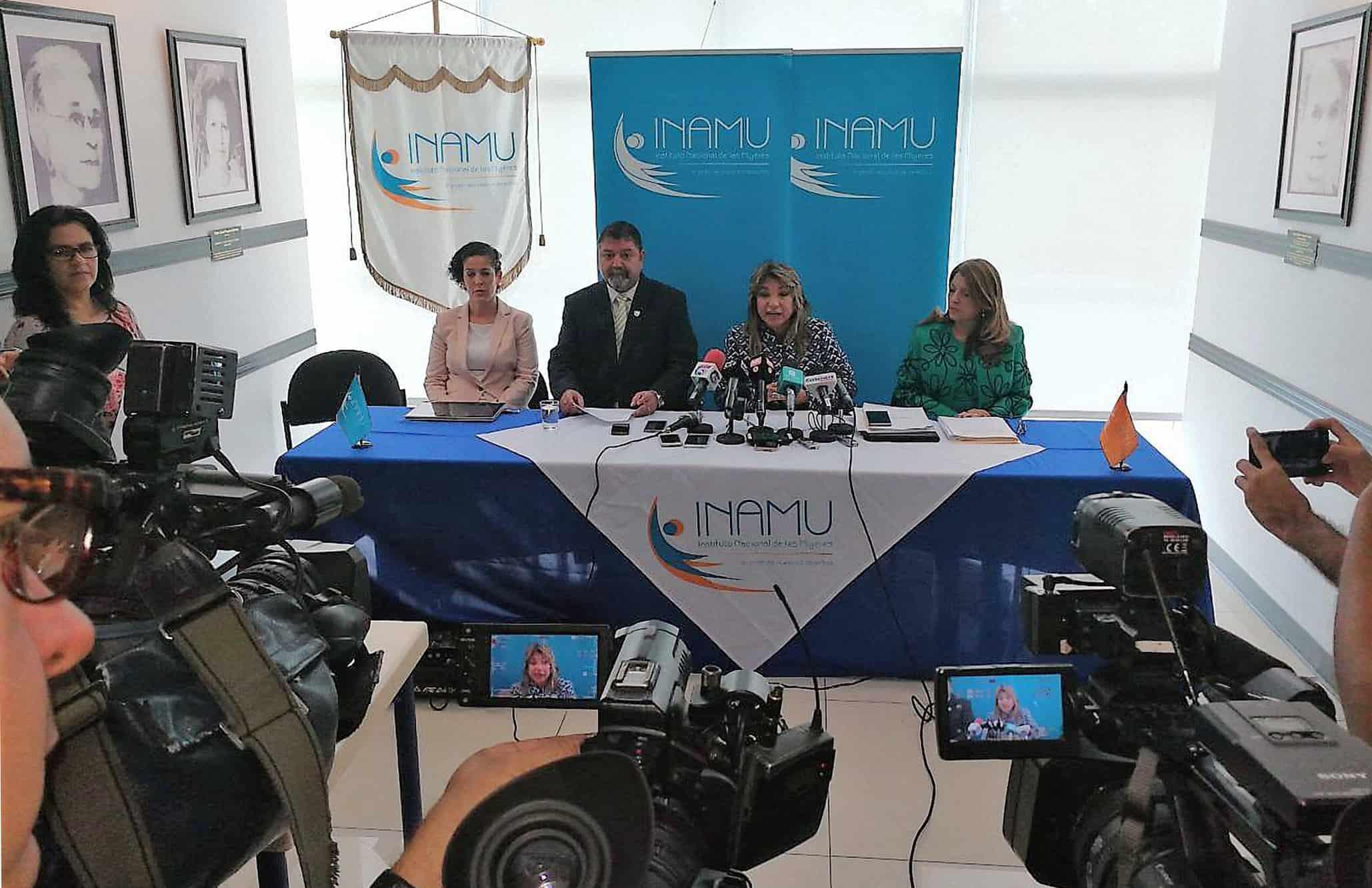 INAMU executive president Alejandra Mora. June 26, 2017.