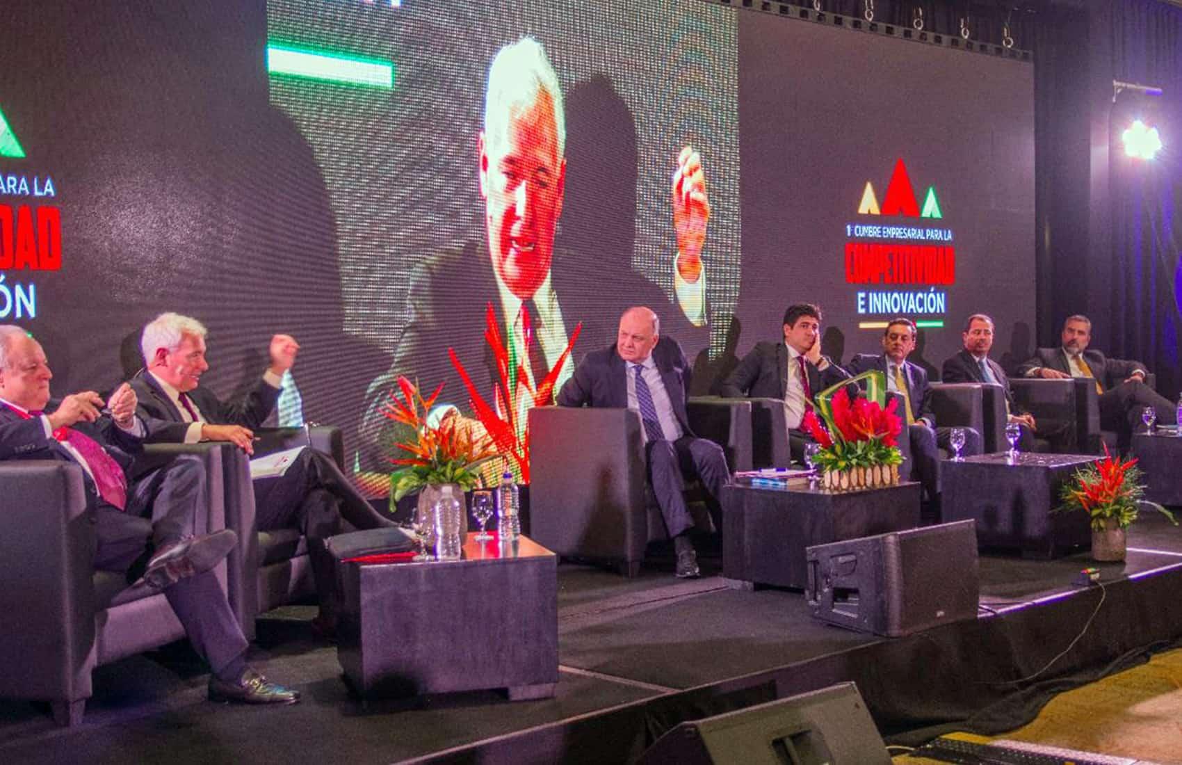 CICR's Presidential Debate, RECOPE monopoly. July 27, 2017.