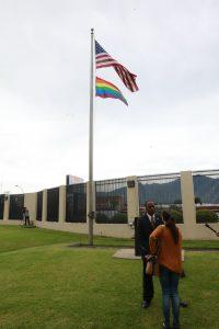 Ambassador Haney at US embassy in Costa Rica.