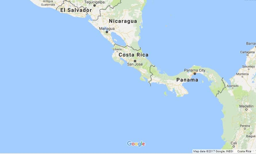 Maybe Costa Rica really IS an island – The Tico Times ...