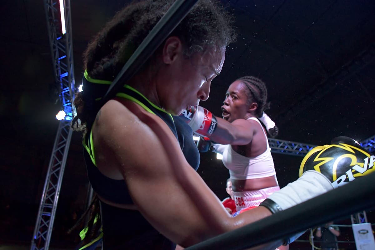 Hanna Gabriels defends her titles in San José on Oct. 13, 2017.