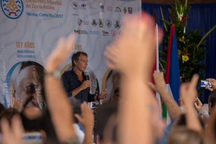 World Meeting of Blue Zones