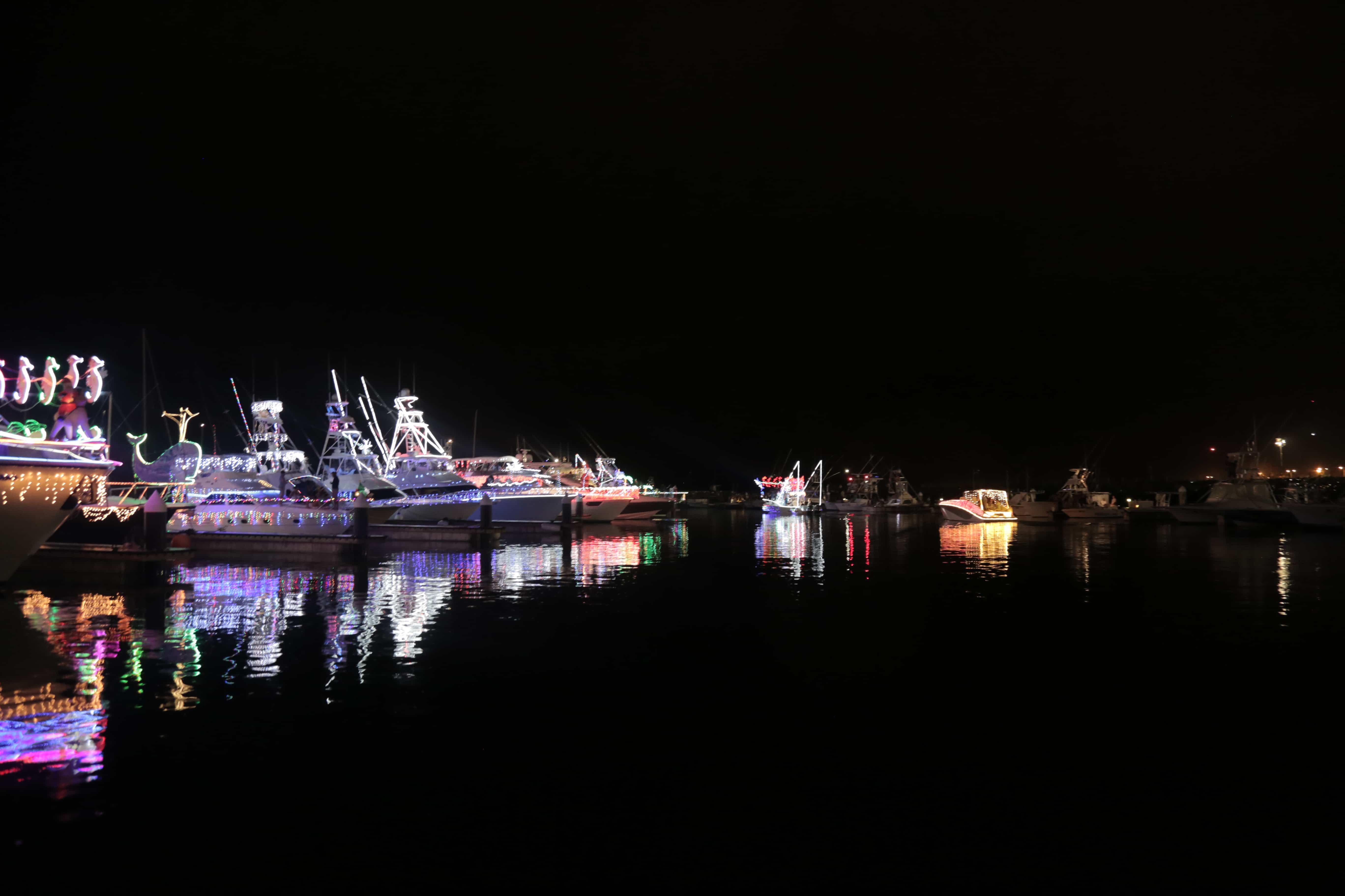 Bright Lights Boat Parade