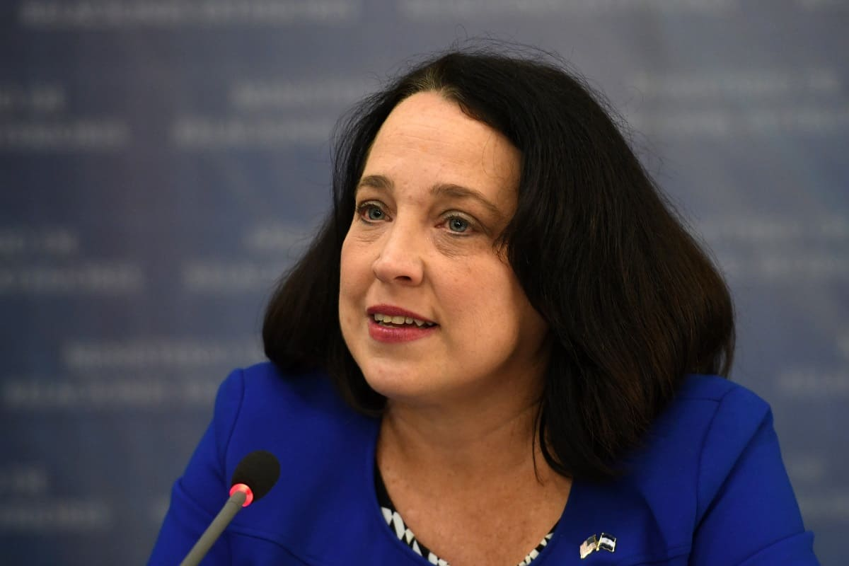 The U.S. Ambassador to El Salvador, Jean Elizabeth Manes.