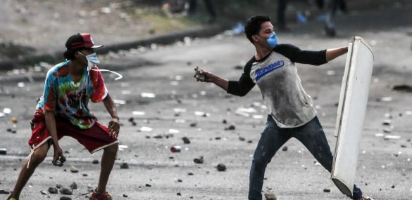 Protests in Nicaragua