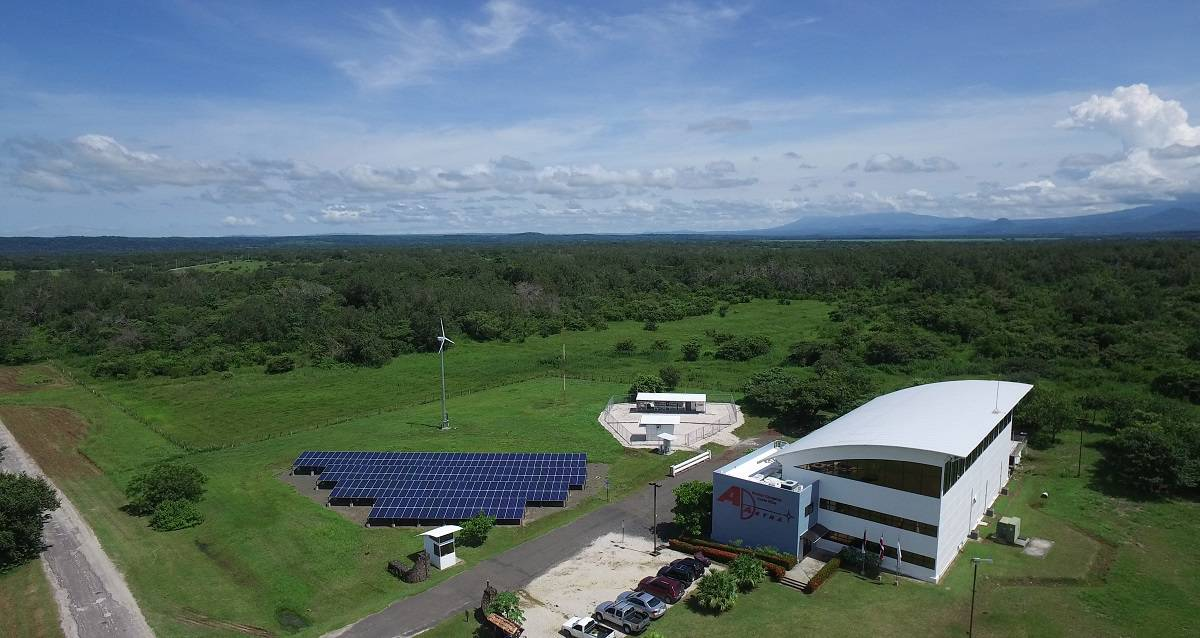 Facilities at Ad Astra Rocket Company, Costa Rica