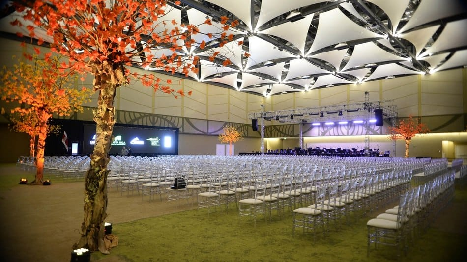 Costa Rica's Conventions Center.