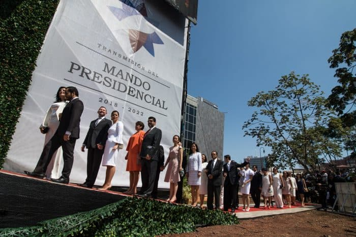 The inauguration of Costa Rica's 48th president, Carlos Alvarado, May 18, 2018