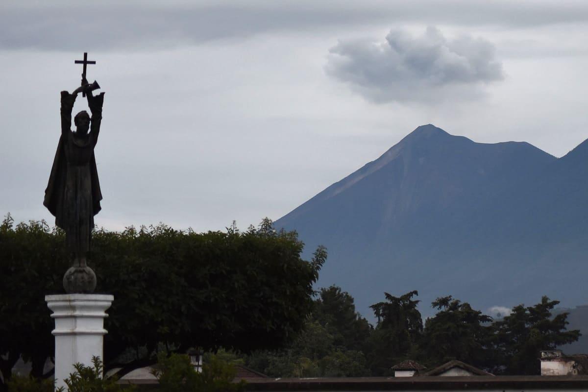Fuego Volcano, Guatemala