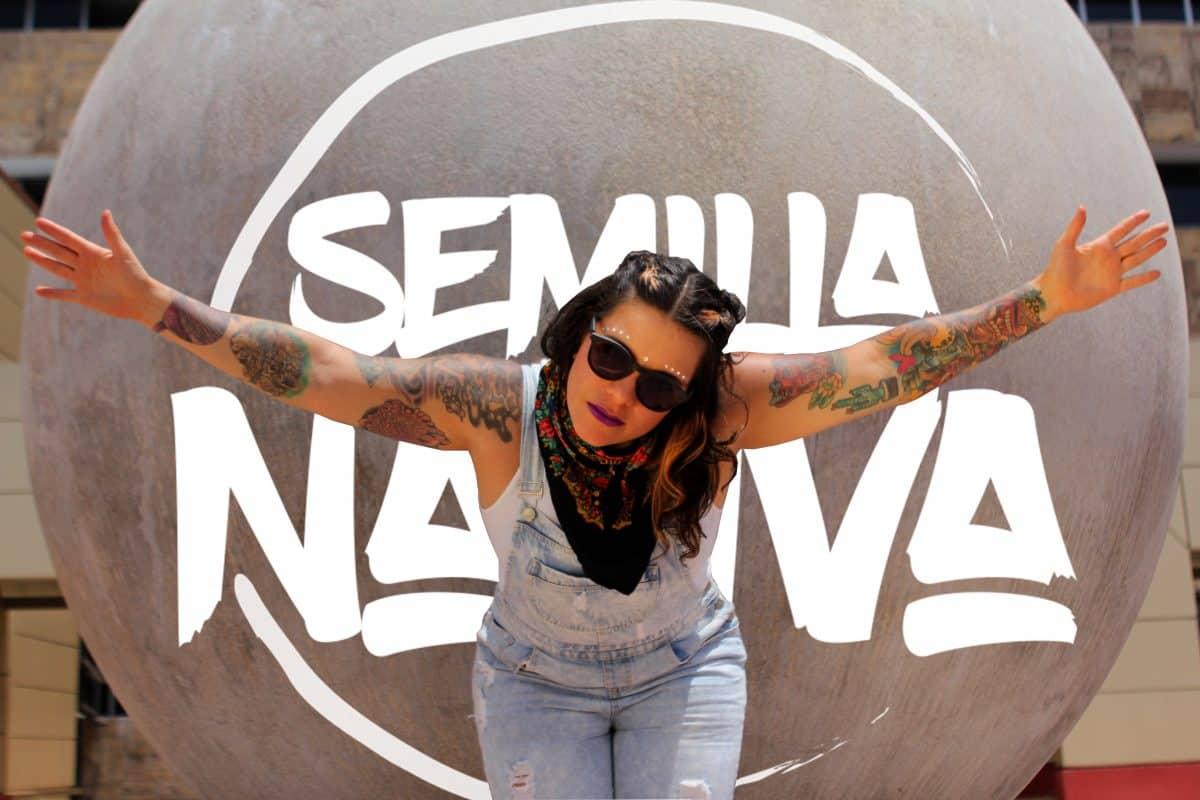 Costa Rican rapper Nativa.