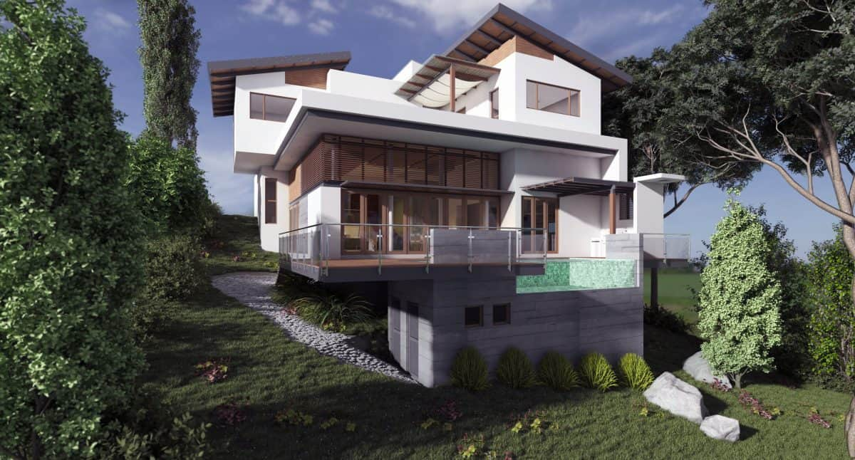The designs of Costa Rican architects Fabián Arias and Abraham Goldgewicht