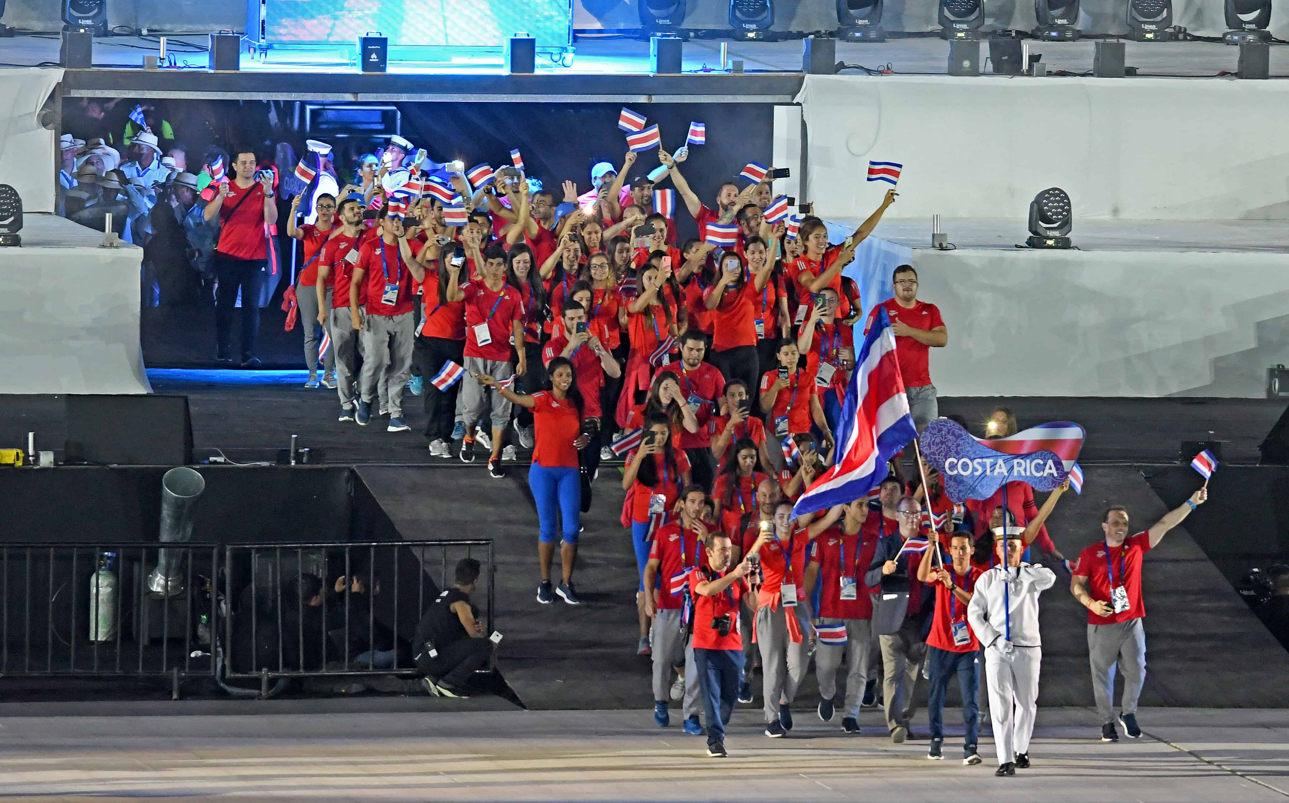 2018 Central American and Caribbean Games