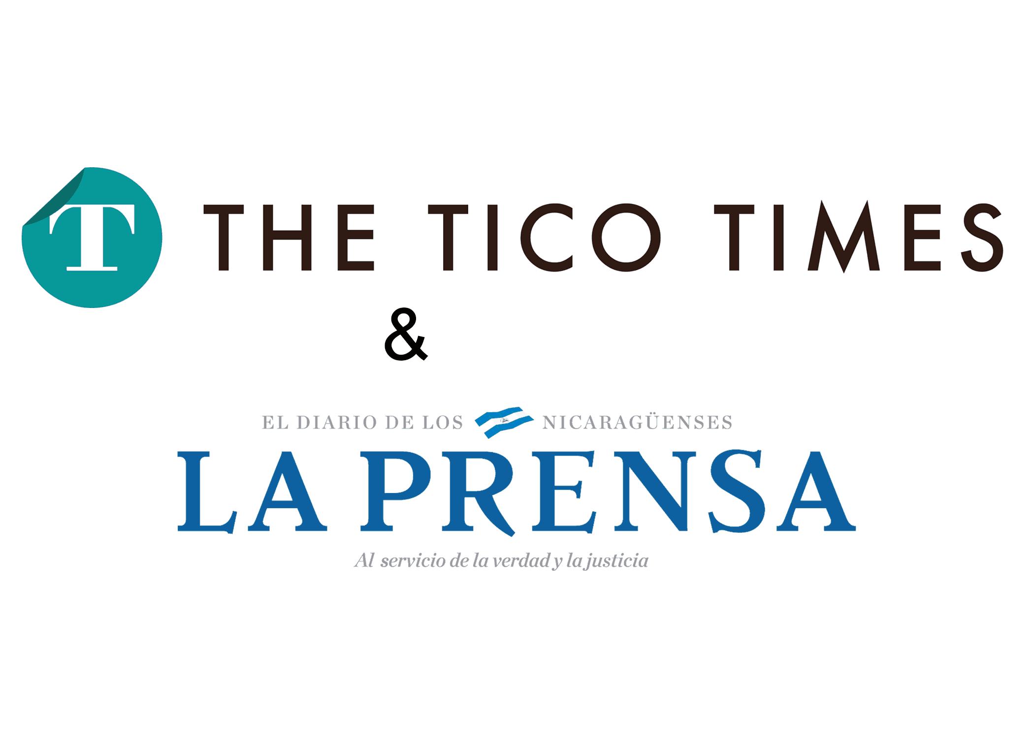 Tico Times and La Prensa