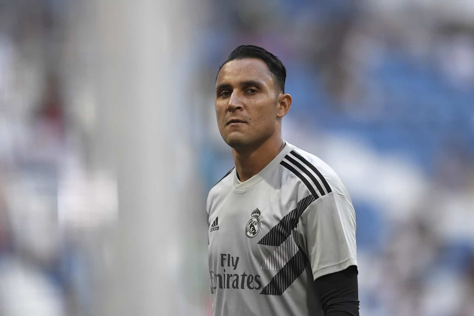 hot sale online 756a7 96341 Keylor Navas not in Real Madrid's plans for next season, per ...