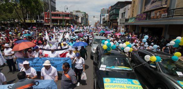 2018 Public Sector Strike in Costa Rica