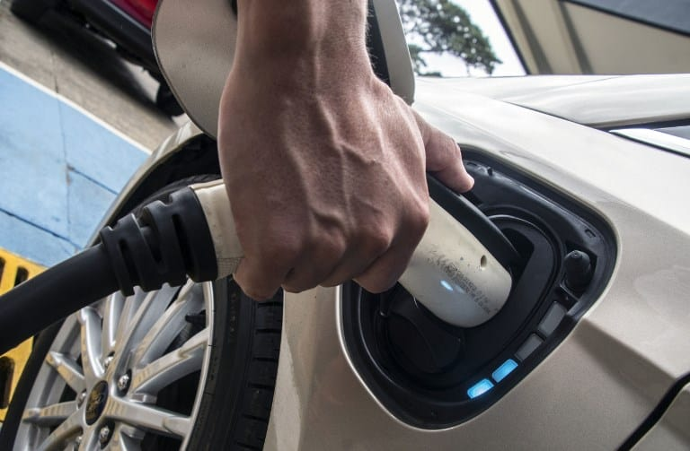 Electric cars in Costa Rica