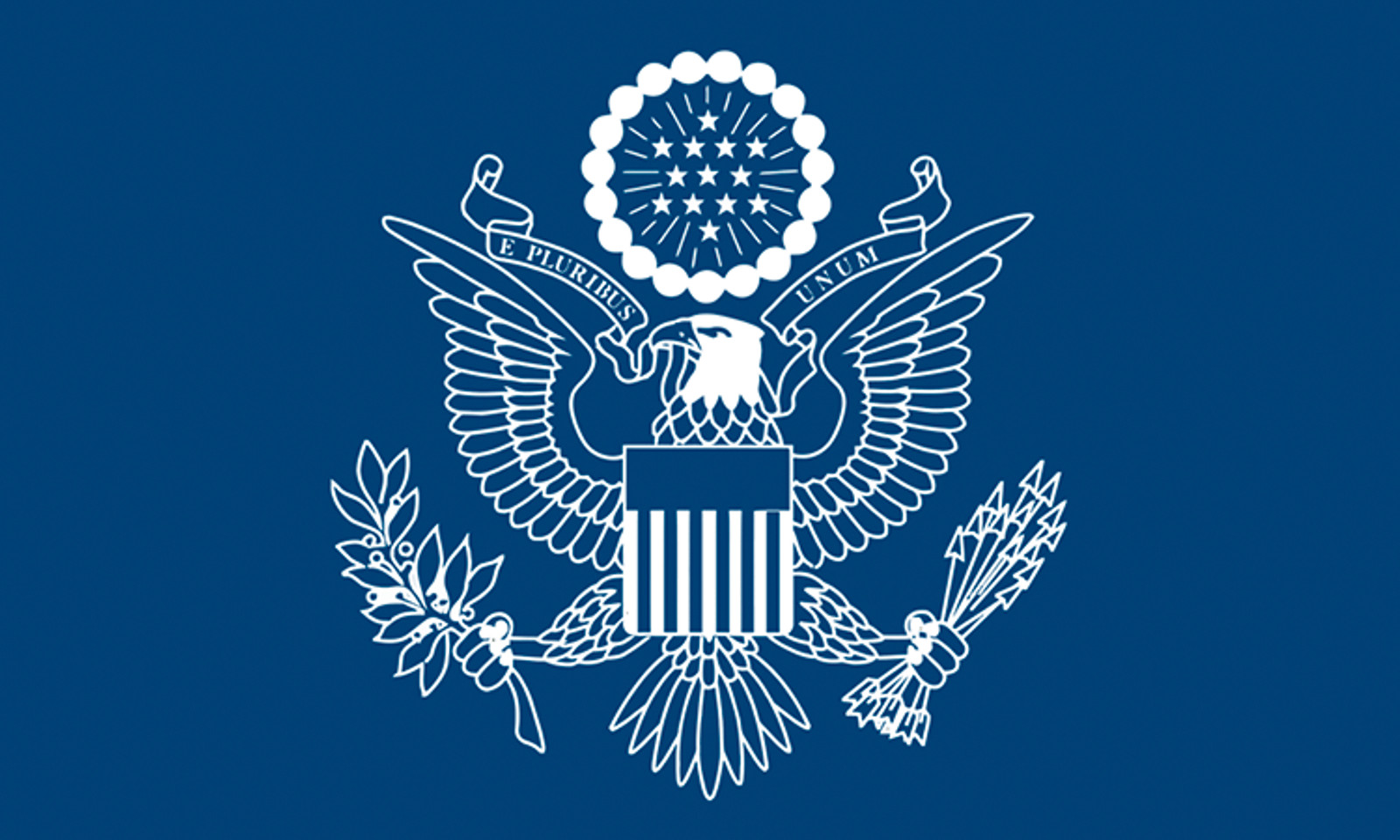 The Great Seal of the United States.