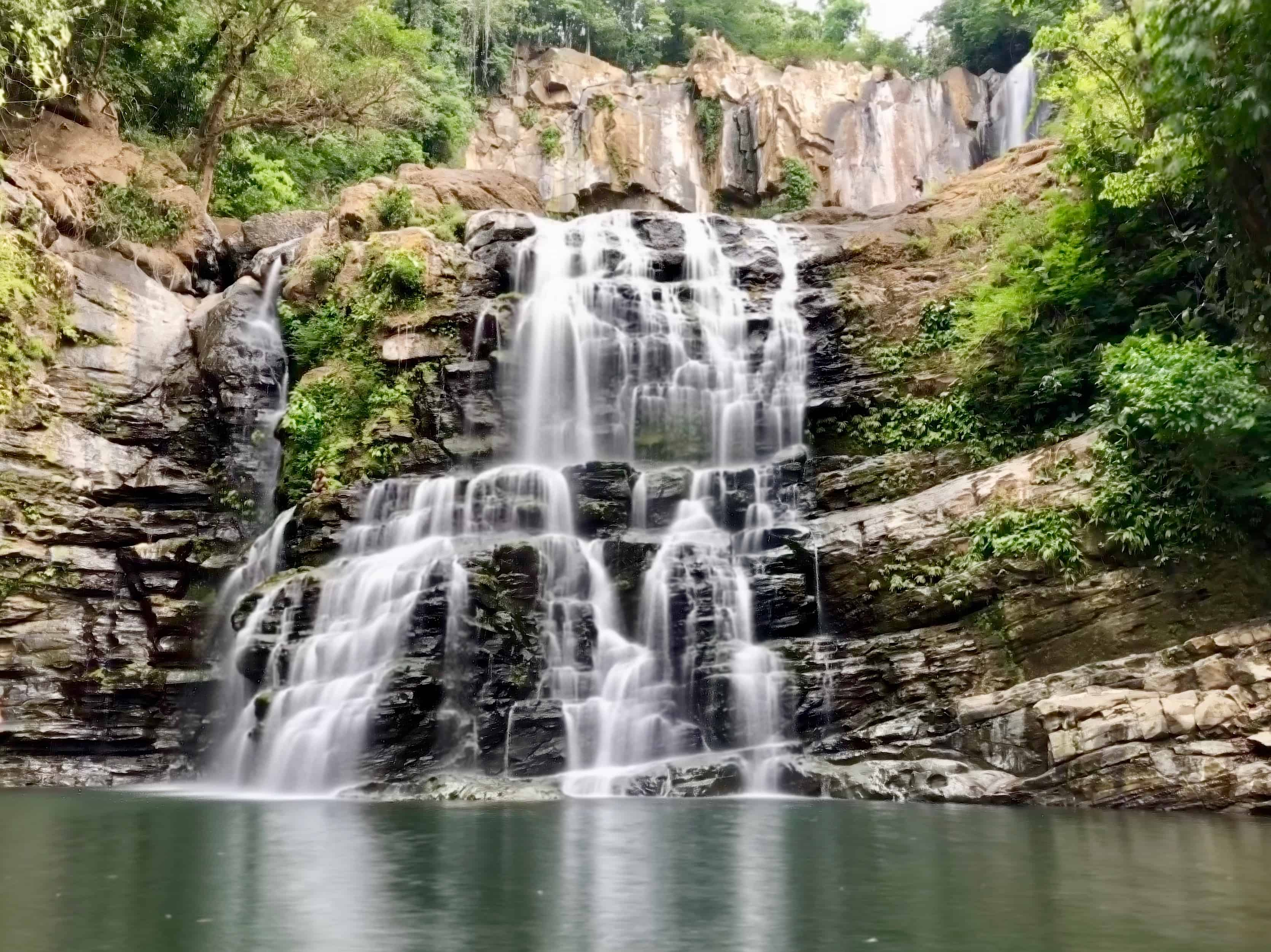 Nauyaca Waterfalls are an inexpensive and memorable outdoors experience.