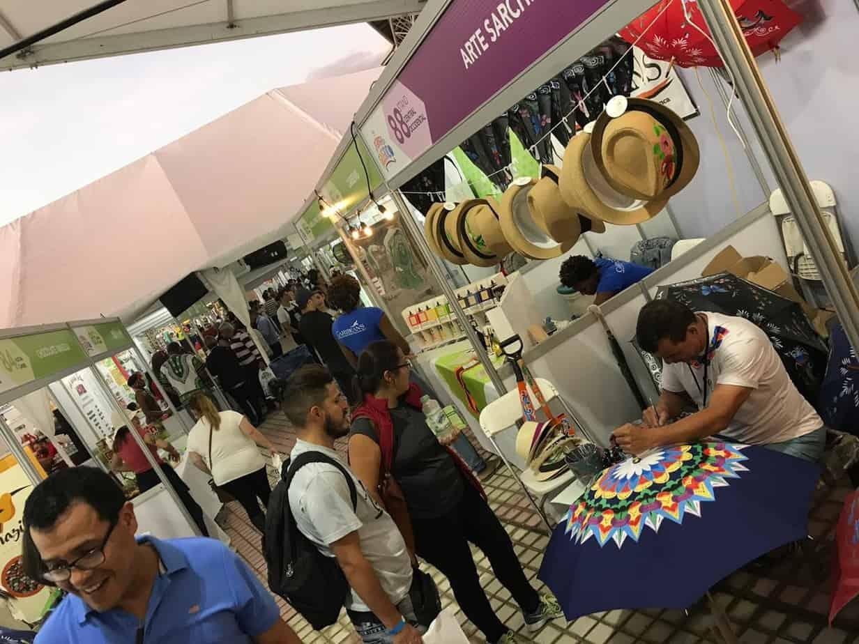 Costa Rica's Feria del Gustico 2019
