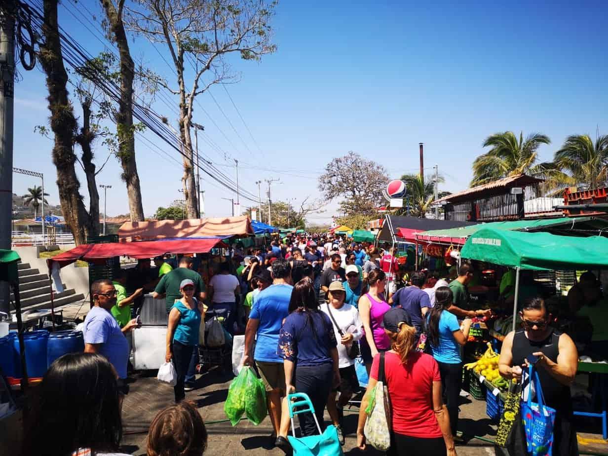 Santa Ana farmers market
