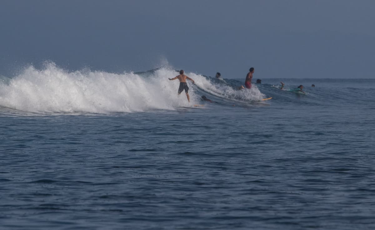 Costa Rica Surfing