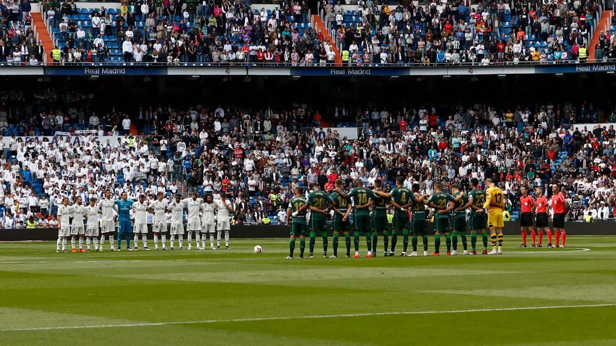 f7abed83b Keylor Navas and Real Madrid before their season finale on May 19