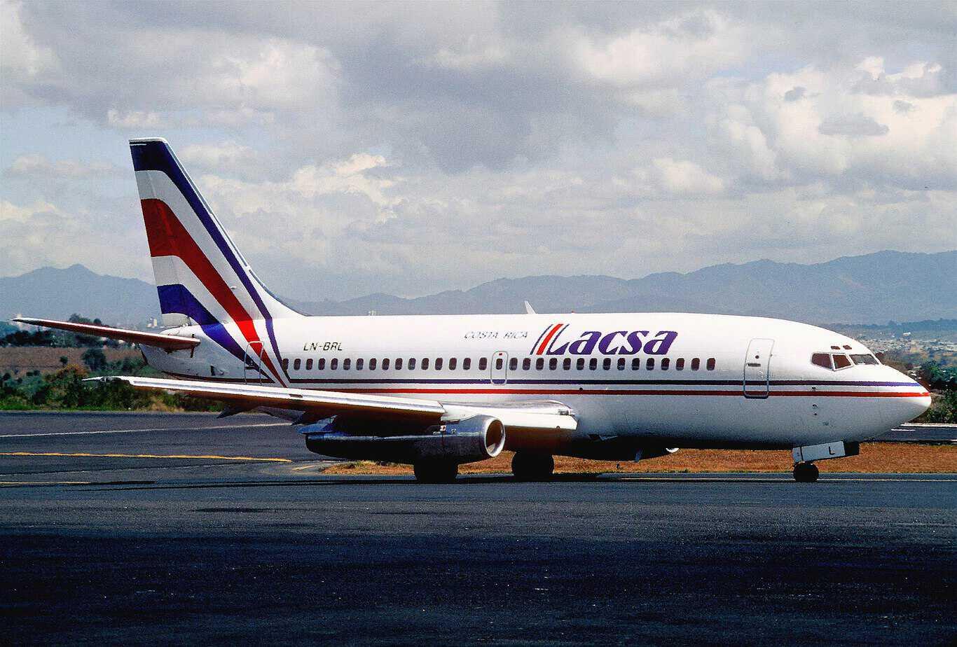 Lacsa Airlines Costa Rica