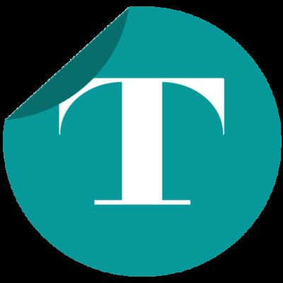 Logo Tico Times