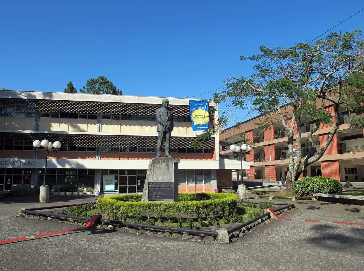 UCR's campus in San Pedro de Montes de Oca