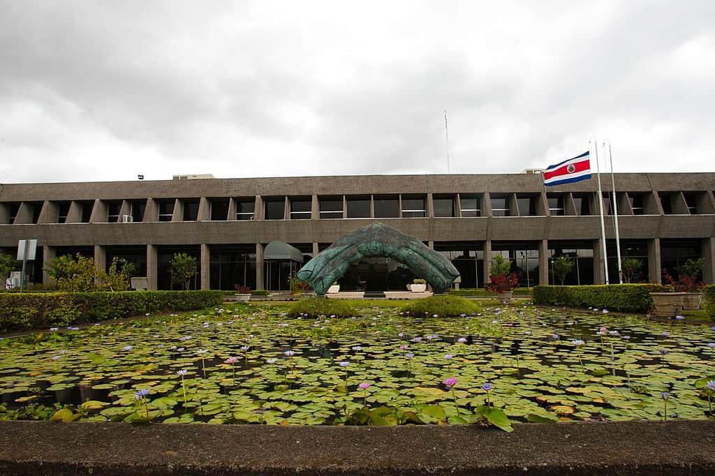 Casa Presidencial of Costa Rica