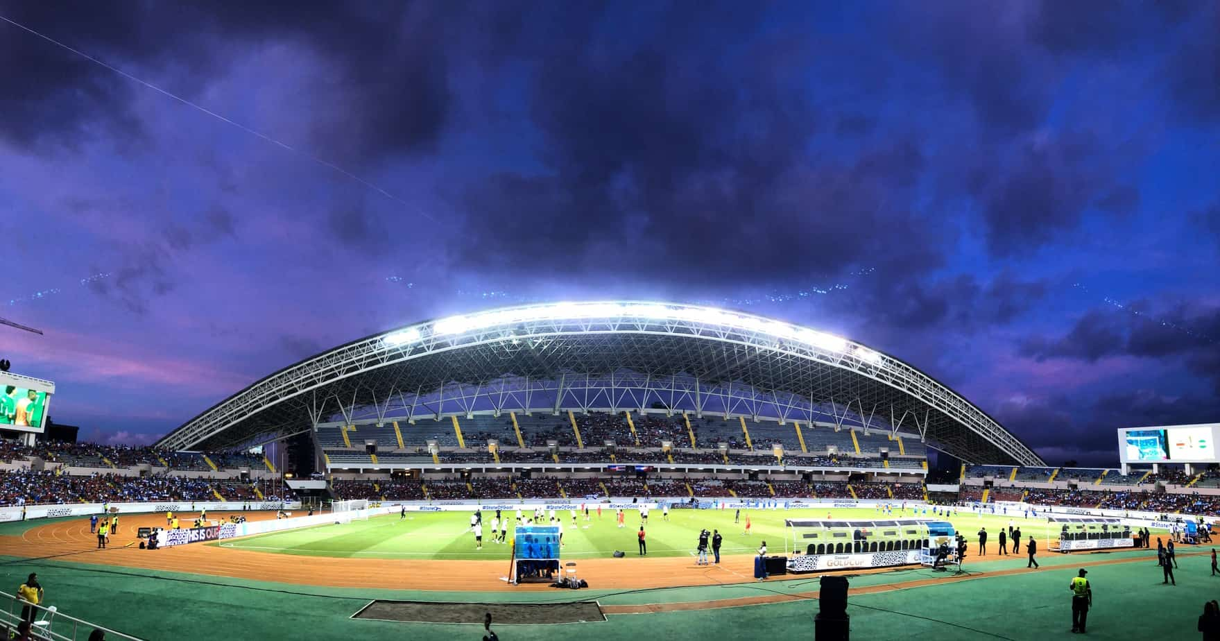 Costa Rica's National Stadium