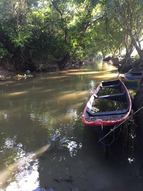 Camino de Costa Rica day 1