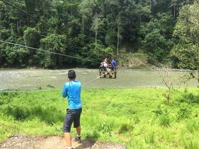 Camino de Costa Rica day 2