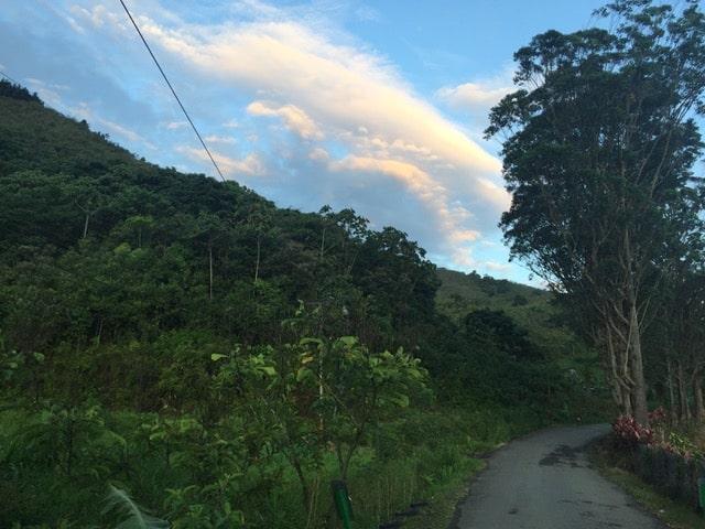 Camino de Costa Rica